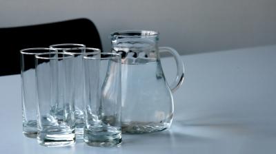 Besprechungs-Gläser