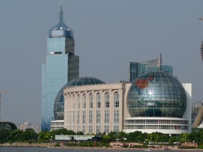 Hochhäuser in Shanghai 5