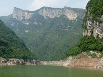Shennong-Schlucht (China) 1