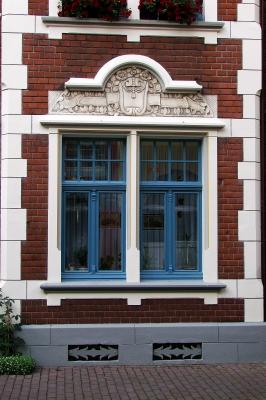 Xanten, Jugendstilfenster