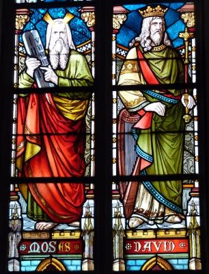 Mose und David