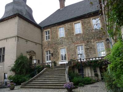 Schloss Lembeck: Haupthaus