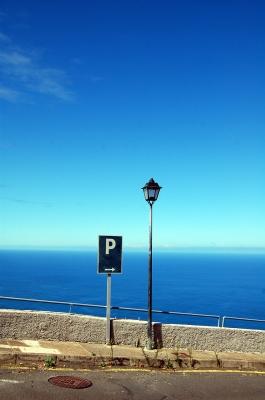 Bitte am Meer parken