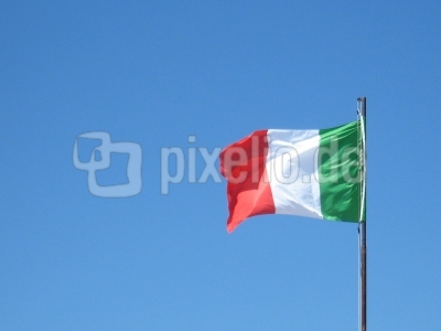 Flagge | Fahne: Italien