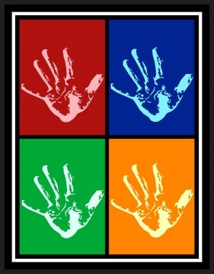 Hands (PopArt)