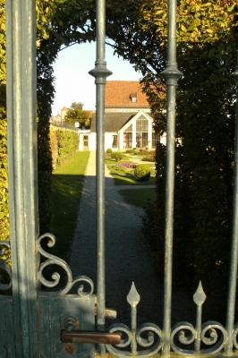 Garten-Tür
