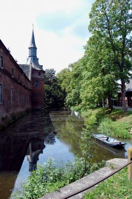 Wasserschloss Wissen am Niederrhein #16