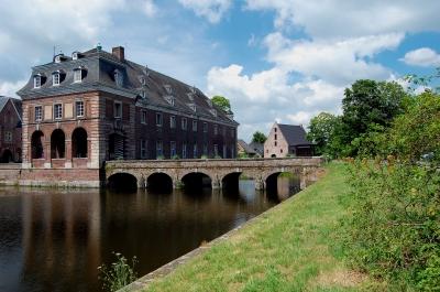 Wasserschloss Wissen am Niederrhein #14
