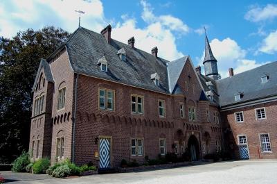 Wasserschloss Wissen am Niederrhein #6
