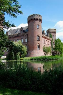 Wasserschloss Moyland am Niederrhein #11