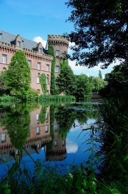 Wasserschloss Moyland am Niederrhein #9