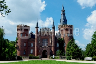 Wasserschloss Moyland am Niederrhein
