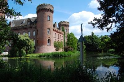 Wasserschloss Moyland am Niederrhein #10