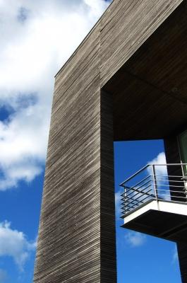 Moderne Architektur (Hotelbau)