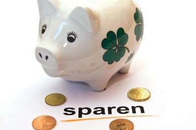 Sparschwein geld euro