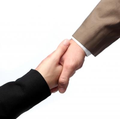 Shake Hands 1