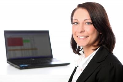 Geschäftsfrau 4