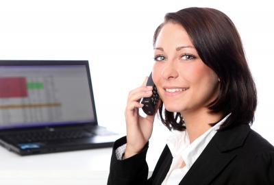 Geschäftsfrau 3