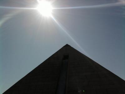Belantis-Pyramide