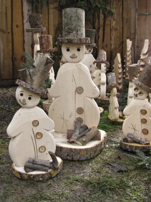 Impressionen vom Weihnachtsmarkt Hexenagger