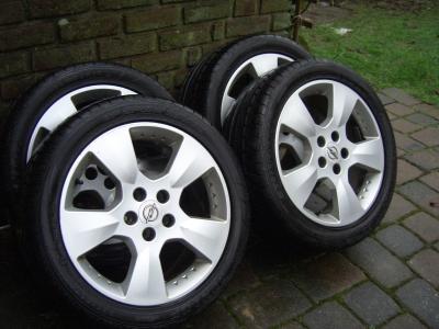 Alljährlicher Reifenwechsel