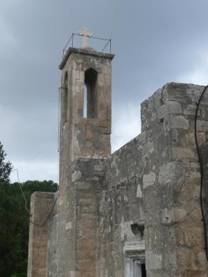altes Kirchlein auf Zypern
