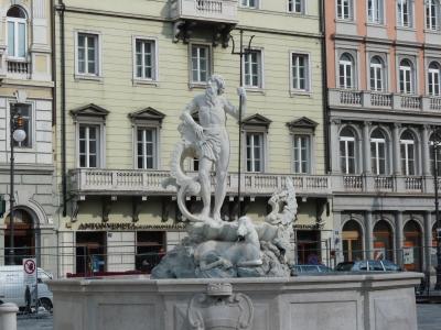 Triest: Opernplatz 2