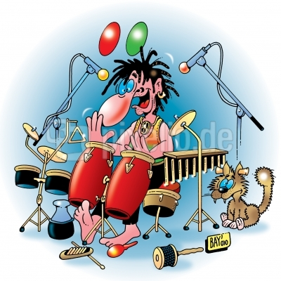 Die Band: PERCUSSION