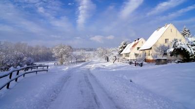 Winter am Karlshof