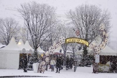 Winterzauber in Hamburg