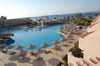 Hurghada,Hotel Pyramisa