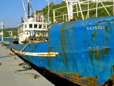fischerboot in griechenland