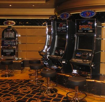 Slot Machines - Spielautomaten