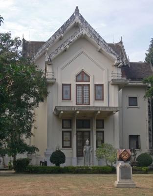 National Museum, Ayutthaya Thailand