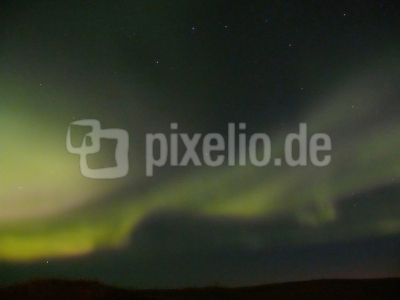Polarlicht über Andenes