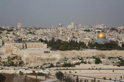 Jerusalem am Tag