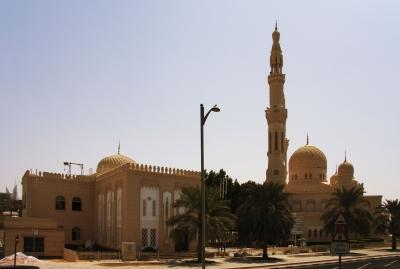 Dubai, Jumeirah Moschee