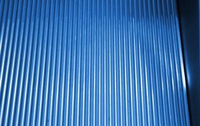blau-Struktur