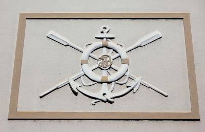 maritimes Hauswappen