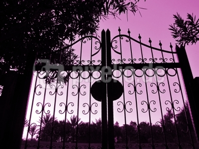 Tor zur Romantik