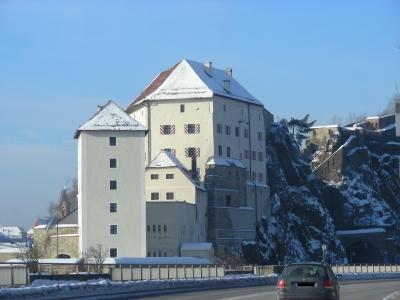 Veste Niederhaus - Passau