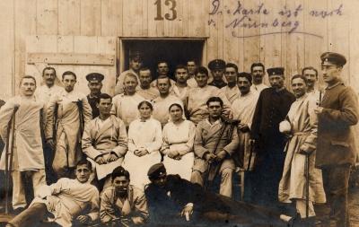 Lazarett 1918