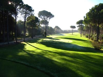 Prince-Course auf dem Faldo-Golfplatz in Belek, Türkei