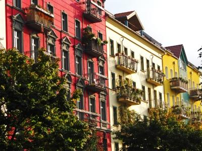 Hausmodernisierung mit Balkon