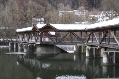 Holzbrücke 2
