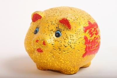 Chinesisches Glücksschwein