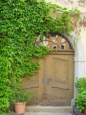 Ist sie nicht wunderschön, diese historische Görlitzer Tür?