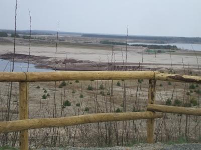 (zukünftige) Lausitzer Seenlandschaft