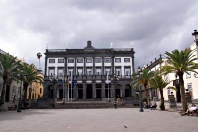 Das Rathaus von Las Palmas