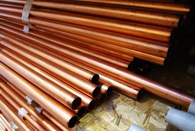 Kupfer-Rohre 2